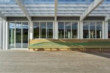 Club house for sports club Trond by Bjørke Arkitektur, Trondheim