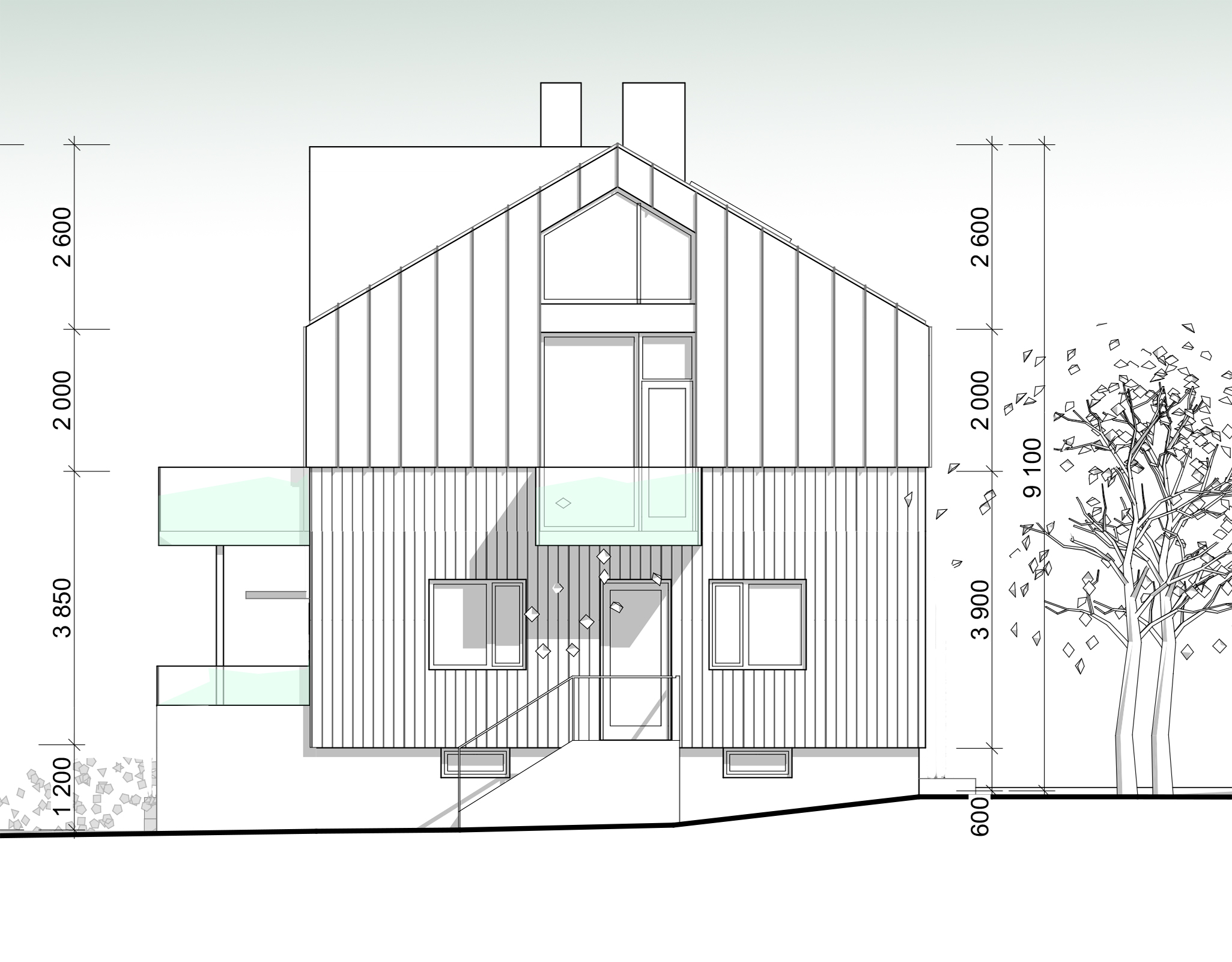 fasade2_pianist_Bjørke Arkitektur